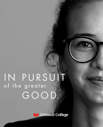 Lauren Edwards Text: In Pursuit of the Greater Good